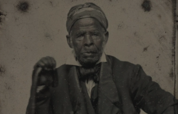 Omar ibn Said, born in Senegal in 1770, held onto Islamic practices while enslaved for decades in the US