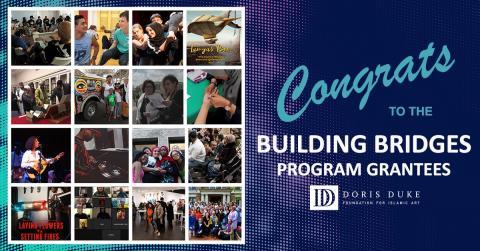 Building Bridges Program Awardees